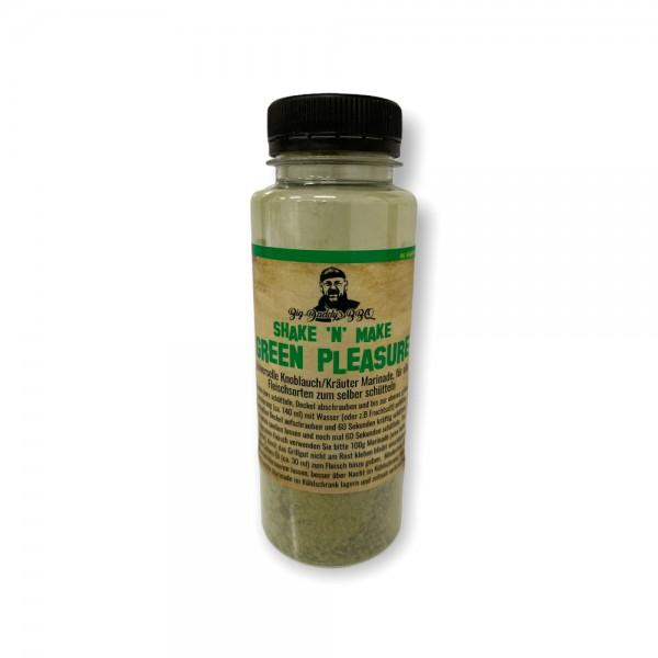 Shake n Make Green Pleasure 60g